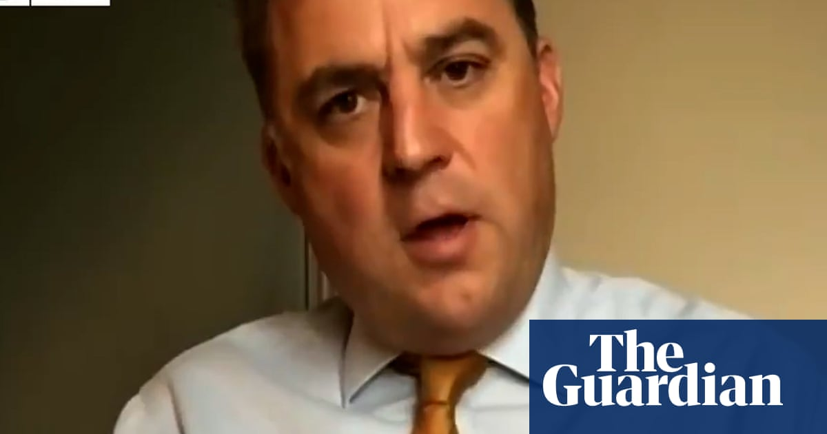 'Some won't get back': UK defence secretary chokes up over Afghanistan – video
