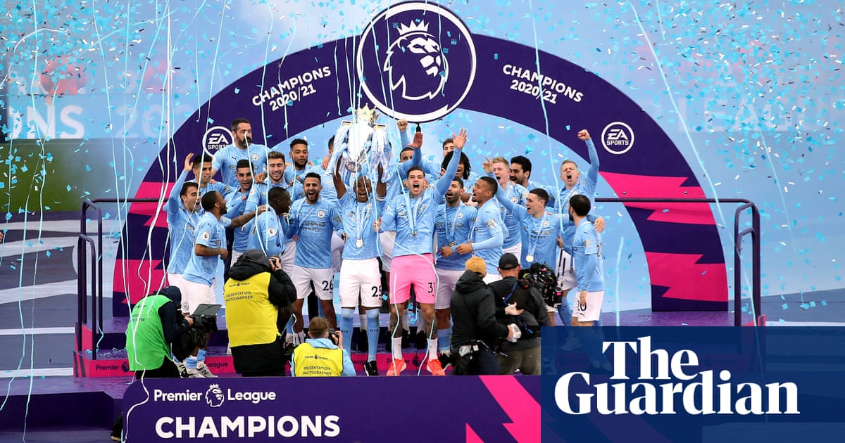 Manchester City's rise from stumbles of old to fine-tuned global product