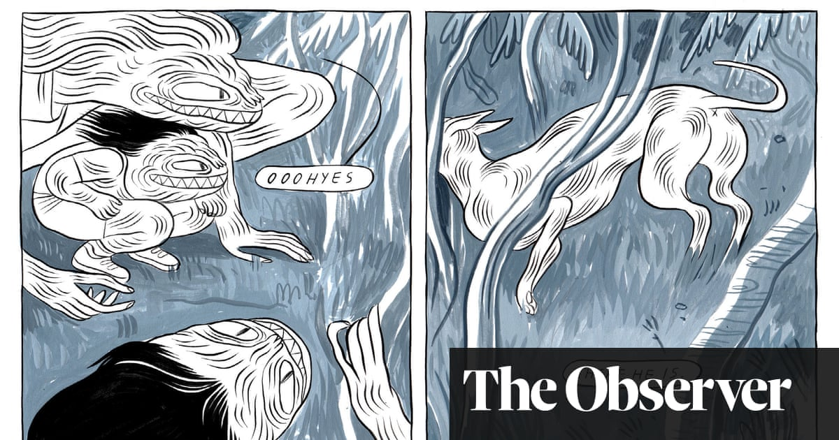 Stone Fruit by Lee Lai review – breaking up is hard to do
