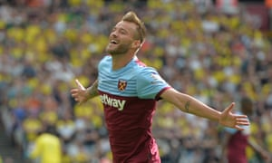 Andriy Yarmolenko scored in the second half – the Ukrainian has recovered after a long injury lay-off.