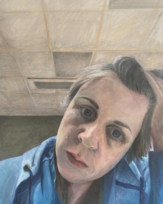 Nightshift: Nancy Faulkner, by Gillian Horn.