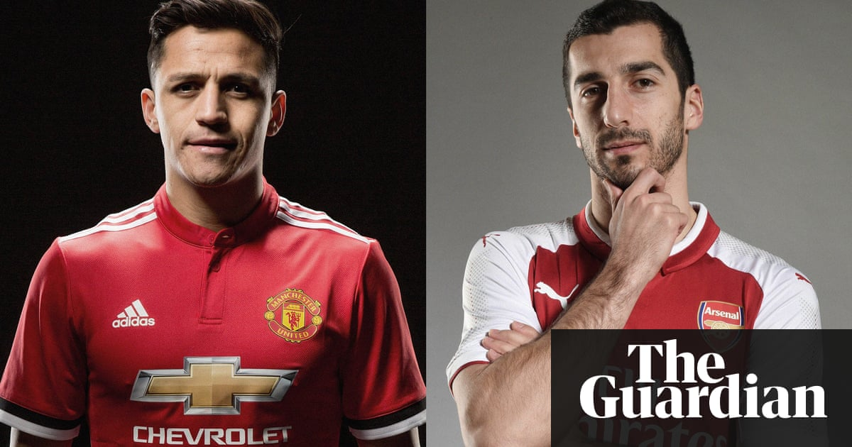 Alexis Sanchez Has Completed His Move To Manchester United With Henrikh Mkhitaryan Joining Arsenal