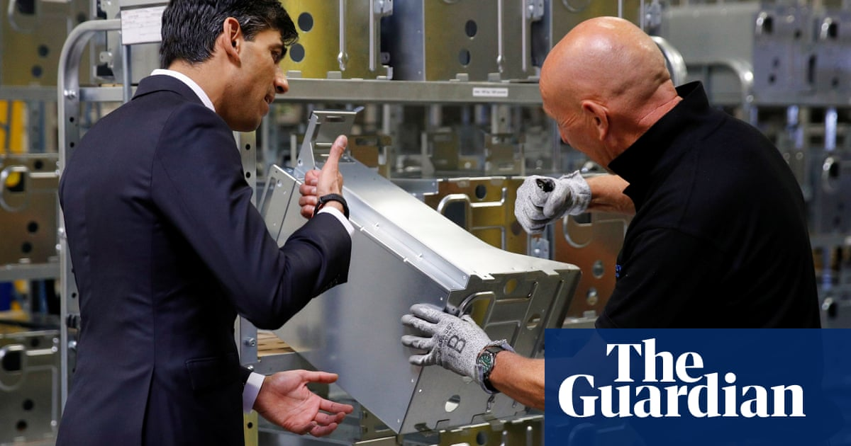 Most UK firms plan to invest less in next three years, finds survey | Business | The Guardian