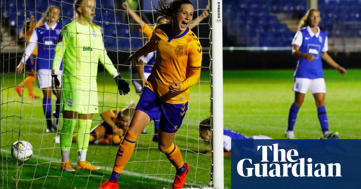 Everton too strong for Birmingham in Womens FA Cup semi-final