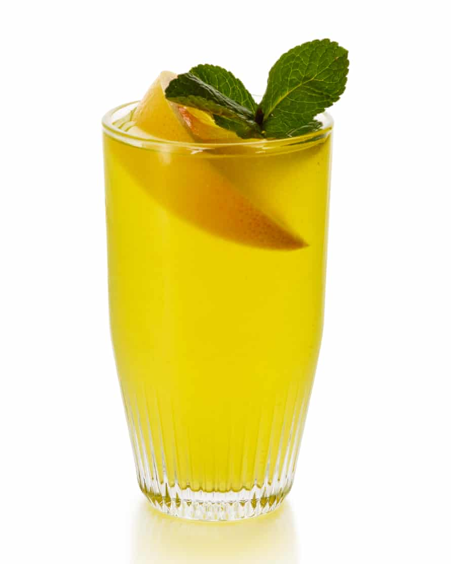 Cocktail Of The Week Berber Q S Lebaneeza Life And Style The Guardian