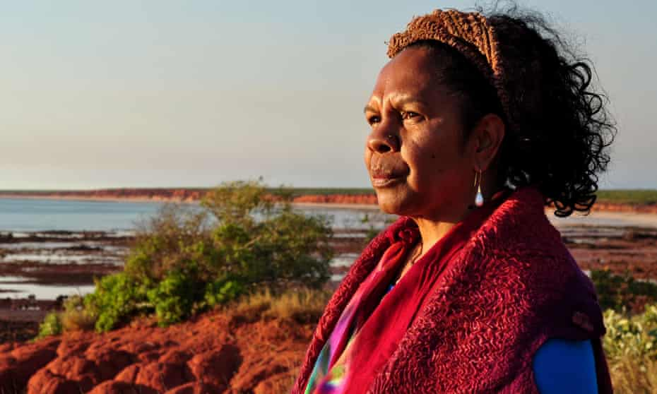 Dr Anne Poelina, a member of the Martuwarra Fitzroy River Council