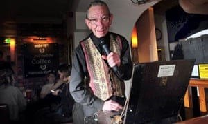 DJ Derek has played hundreds of sets at local bars and clubs over the years, worked with Massive Attack and appeared in Dizzee Rascal's Dirtee Disco video.