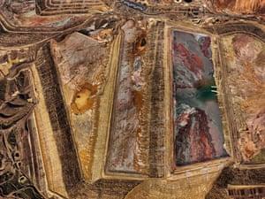 Morenci Mine #2, Clifton, Arizona, USA, 2012