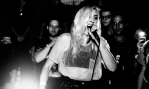 Lingua Ignota performing live