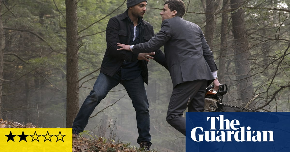 The Hummingbird Project review – deeply odd tunnel-digging