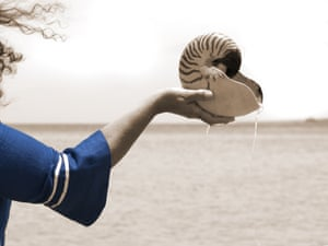 Fiona Foley's The Oyster Fishermen 1, 2011. Courtesy the artist and Niagara Galleries, Melbourne