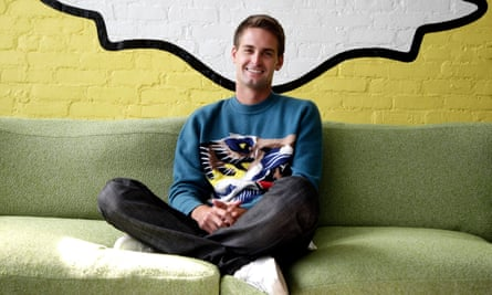 Evan Spiegel, Snapchat's CEO, developed a reputation as a leader who wasn't intimidated by competition.