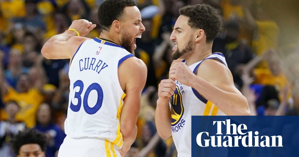 11f0f0ee908b Warriors beat Rockets for 3-2 NBA playoff series lead but suffer Durant  injury