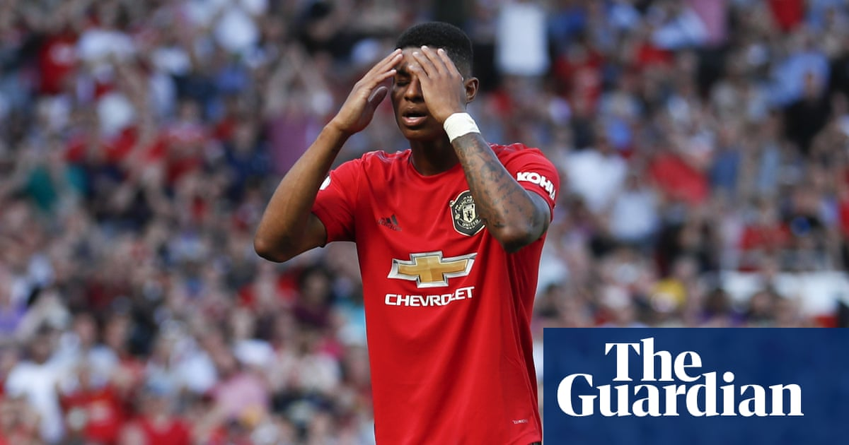 Marcus Rashford says football 'going backwards' in fight against racism