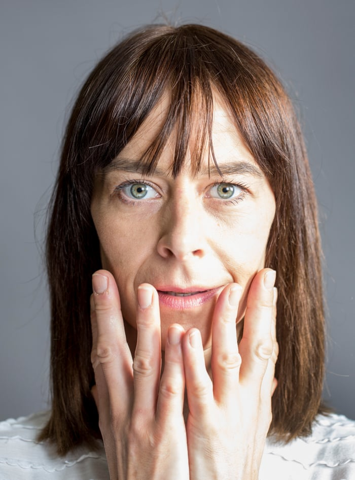 Kate Dickie: 'Breastfeeding a raven is the weirdest thing I've had to do'