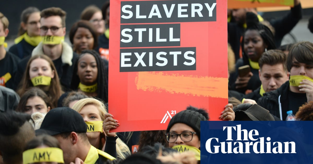 Over 400,000 people living in 'modern slavery' in US, report finds – Trending Stuff