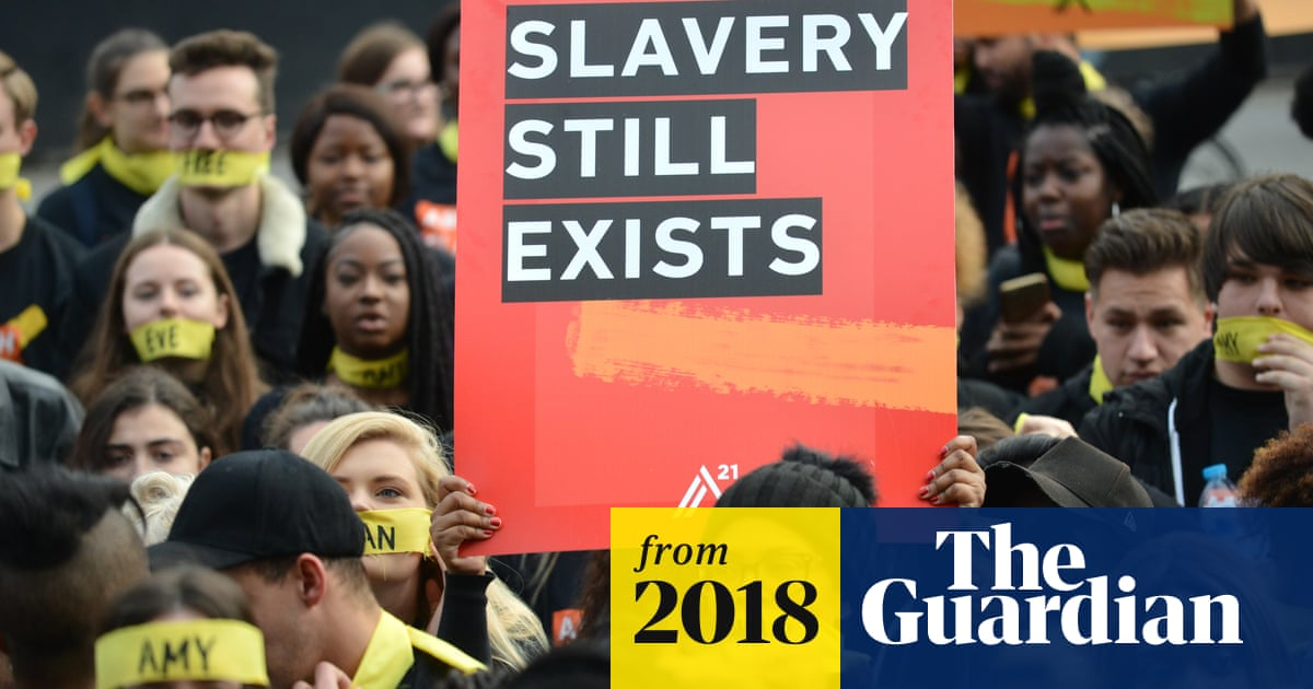 Over 400,000 people living in 'modern slavery' in US, report