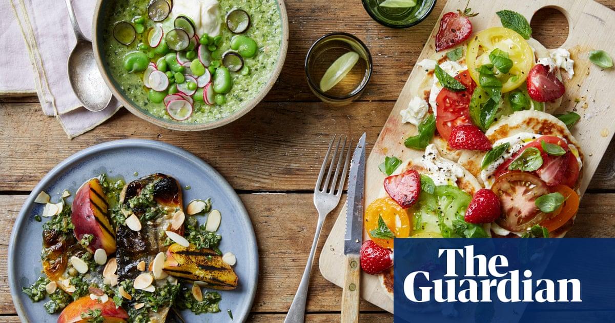 Gazpacho, mackerel and salsa verde: Roberta Hall-McCarron's light summer meals – recipes
