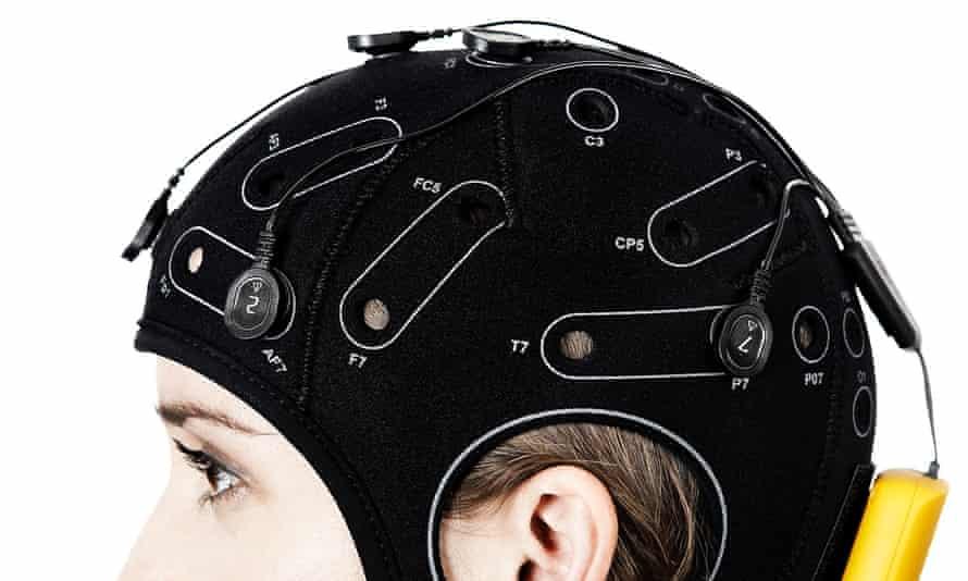 Neuroelectrics cap