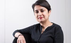 Thought-provoking … Shami Chakrabarti.