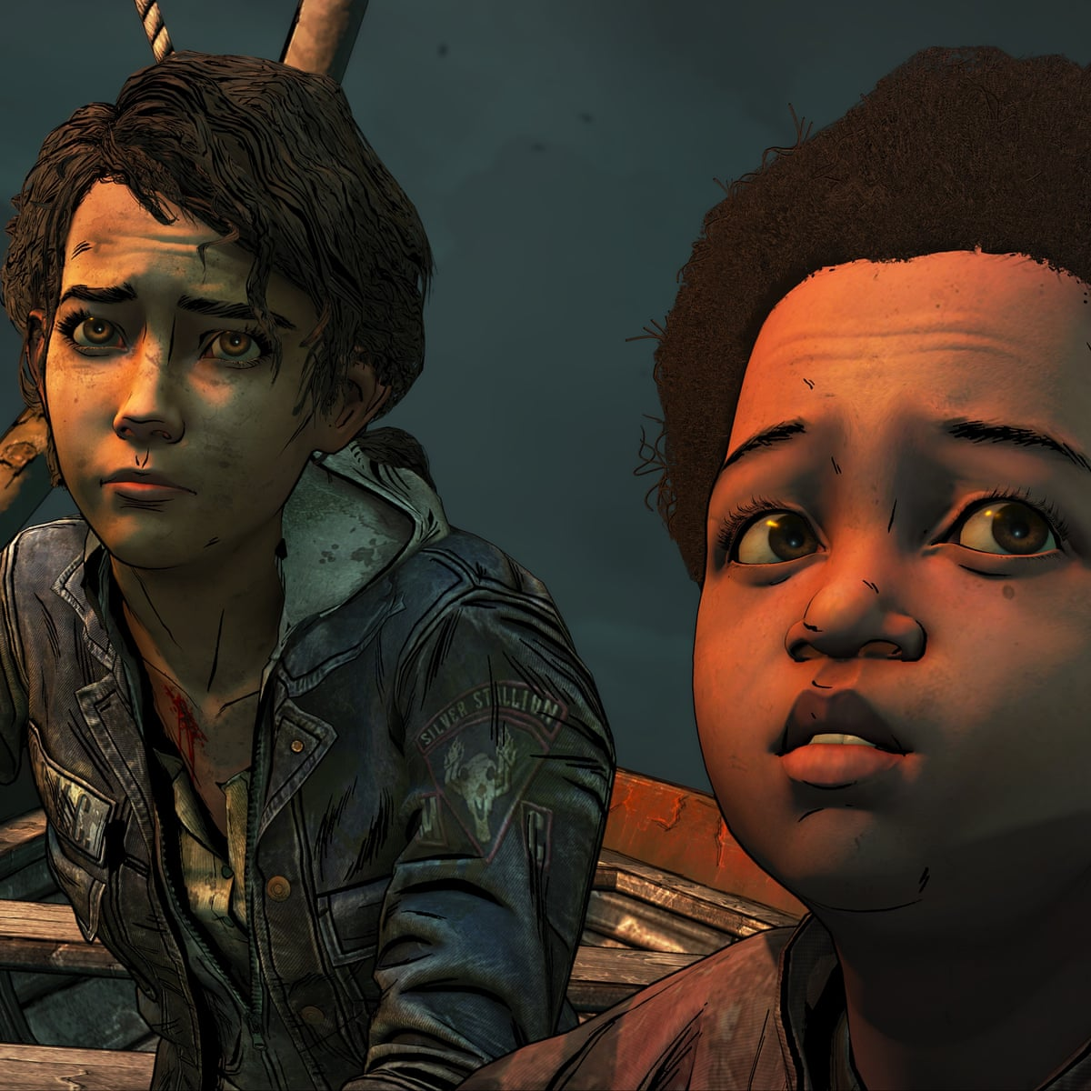 The Walking Dead The Final Season Game Review A Fittingly Grisly End Games The Guardian