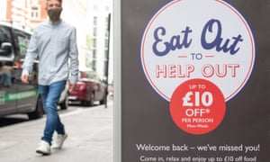 The scheme allows diners to claim a half-price discount up to a maximum of £10 per head on food and non-alcoholic drink on Mondays, Tuesdays and Wednesdays in August.