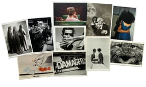 A selection of postcards from Fotofolio's archive of more than 10,000 images