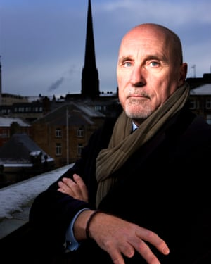 John Carnochan of The Scottish Violence Reduction Unit at their Glasgow HQ.