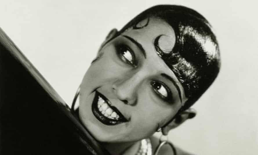 Josephine Baker, circa 1927.