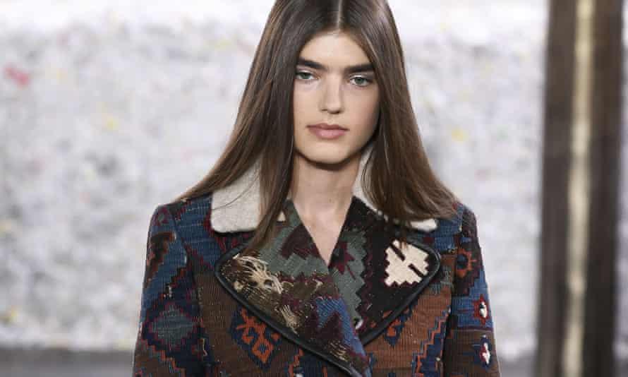 Gabriela Hearst's fall winter 2020 show at New York fashion week.