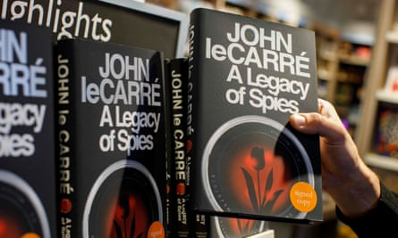 Copies of A Legacy of Spies