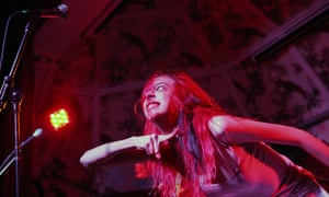 Starcrawler at The Deaf Institute, Manchester.