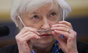 Fed chair Janet Yellen expected to unveil rate rise despite weak economic data