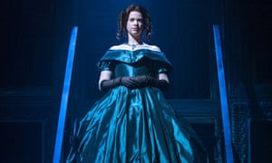 Great Expectations … Millie Turner (Estella) at the Dundee Rep.