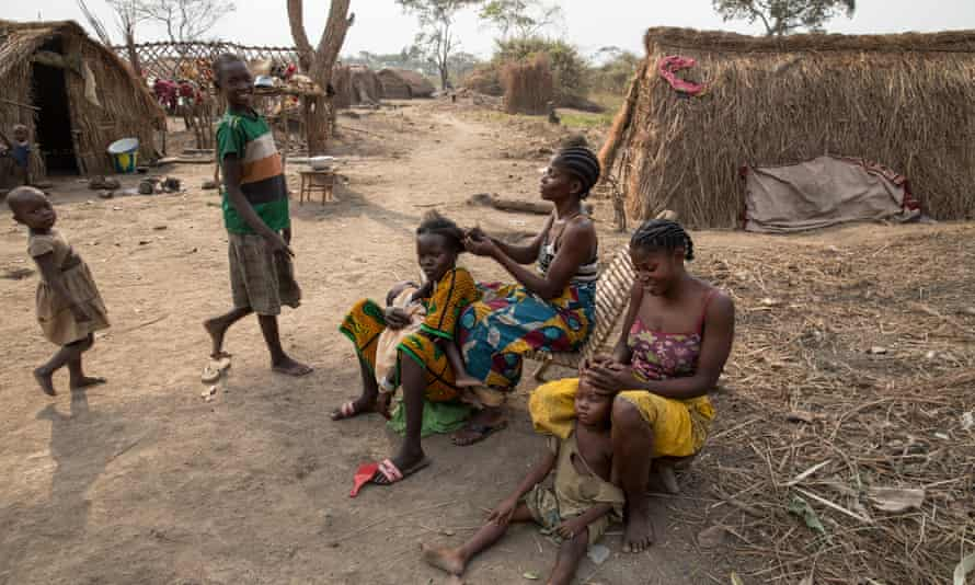 These refugees from conflict in Central African Republic would be ill-served by cuts to aid budgets in Europe.
