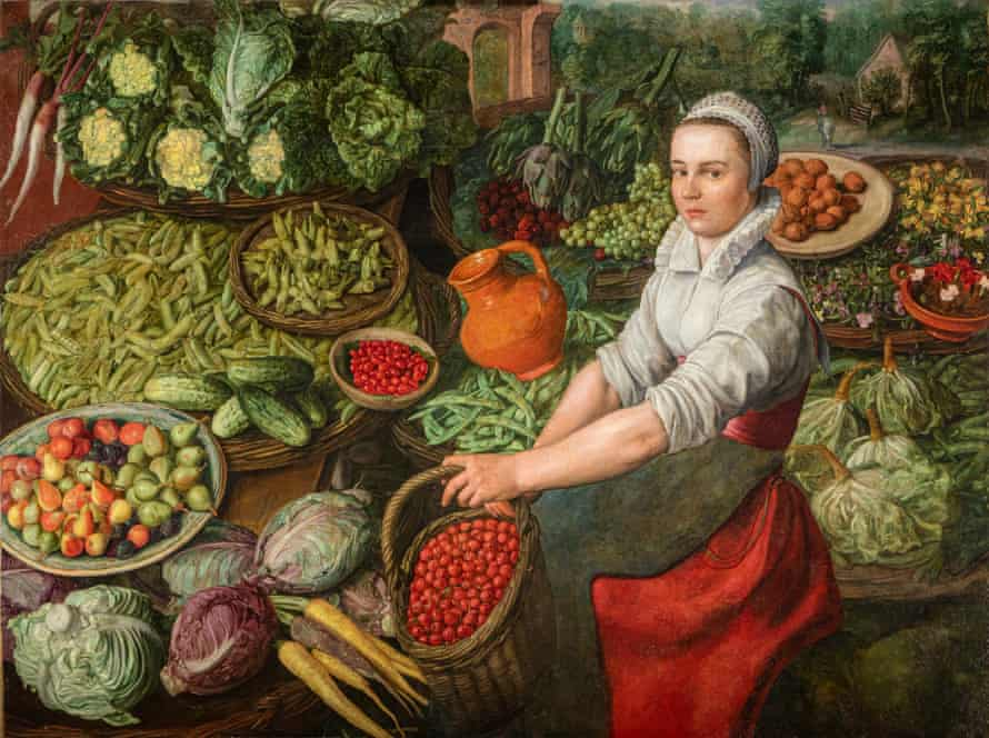 The restored painting is now on display at Audley End house and gardens in Essex.