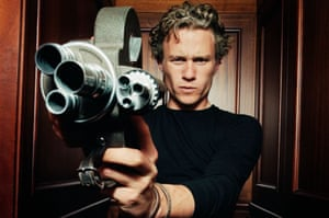 Australian actor Heath Ledger, who died in 2008 after an overdose of prescription drugs