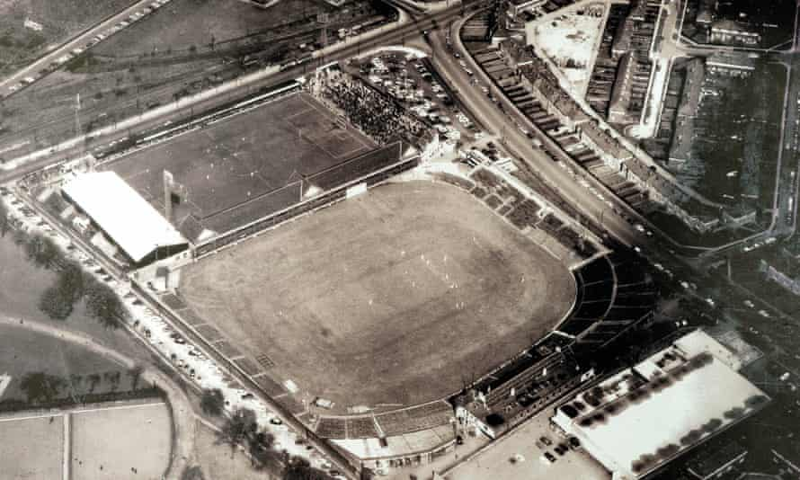 The ground in 1966.