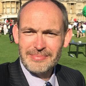 David Waugh, headteacher