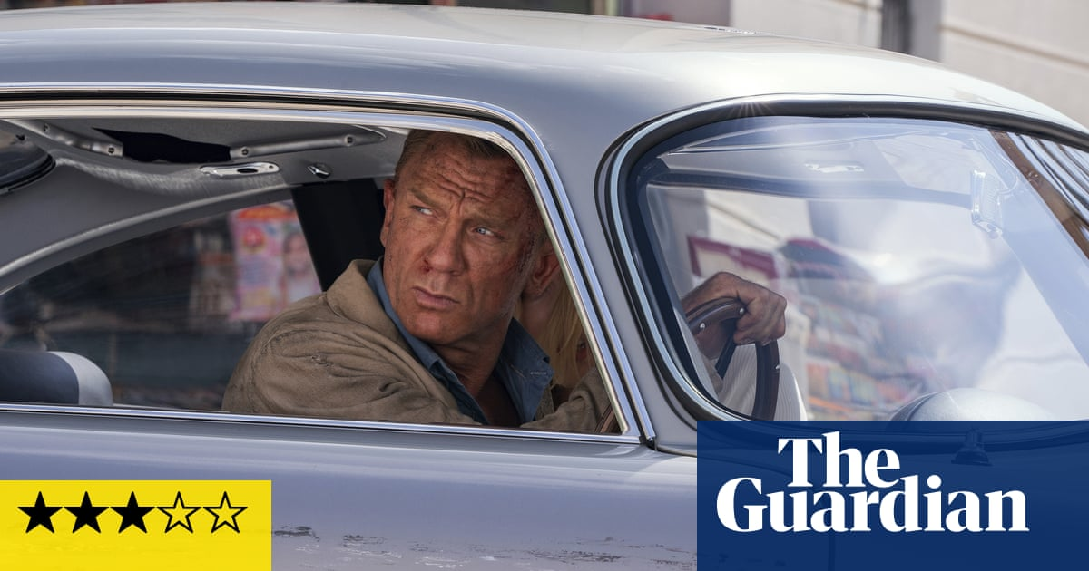 No Time to Die review – Daniel Craig's Bond swan song takes aim at well-worn conventions