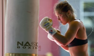 Mixed martial arts fighter Ronda Rousey dedicated her upcoming fight to Rowdy Roddy Piper.