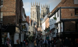 York Minster is a popular tourist destination, and the city relies heavily on tourism. Without it, hospitality and many local businesses have struggled to survive.