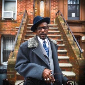 Face Value (Ex-Cop), Clinton-Washington Avenue, Brooklyn, NY, 23 December 2015