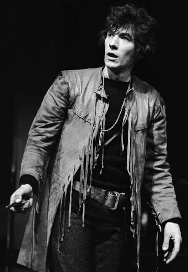 Ian McKellen in Hamlet, 1971.