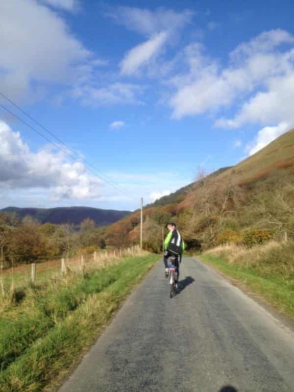 Emily Chappell rediscovering the mid-Wales lanes of her childhood.