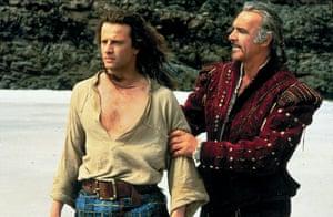Highlander with Christopher Lambert