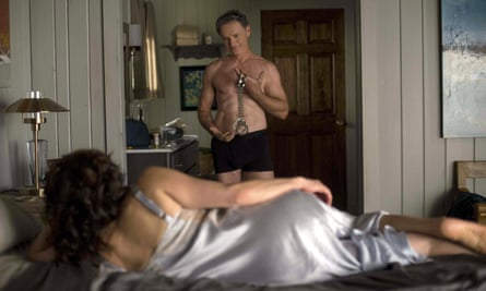 Role-play goes awry … Gerald's Game.