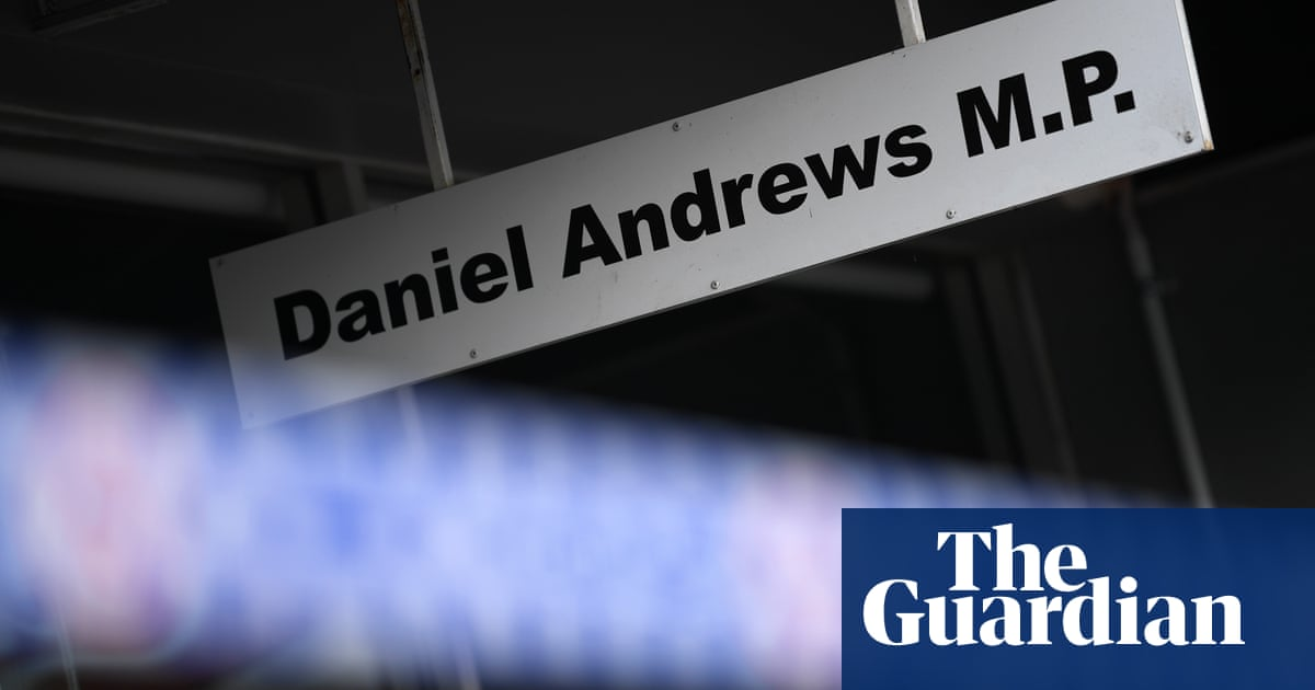 Man who used sling-shot to smash windows of Daniel Andrews' office avoids conviction