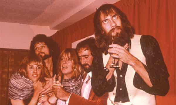 Fleetwood Mac in 1978: today's pop stars can only dream of their sales.