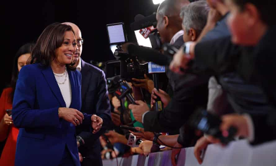 A large number of state endorsements are up for grabs now that Kamala Harris has left the race.